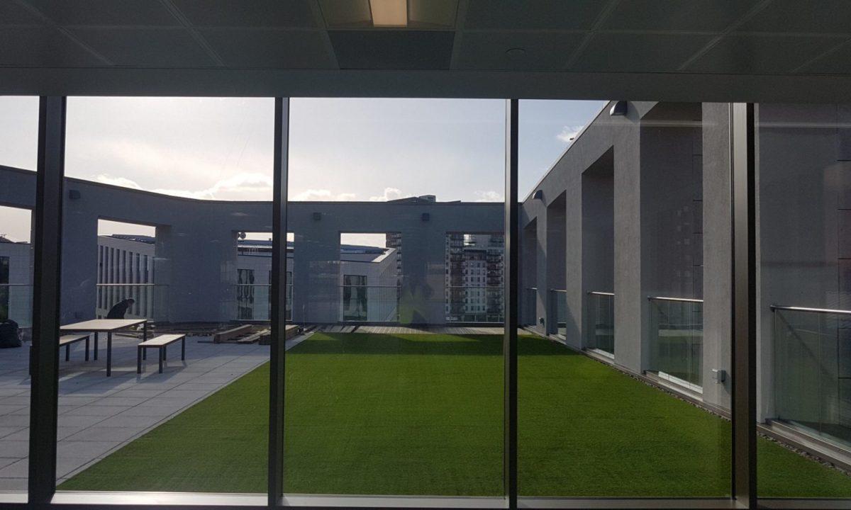 easigrass-yorkshire Belgravia Commercial Rooftop Wellington Place Leeds City Centre 4