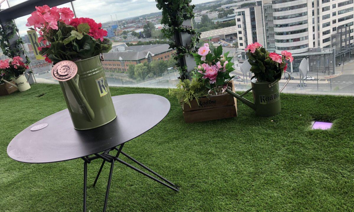 Sky Lounge Rooftop Bar Leeds