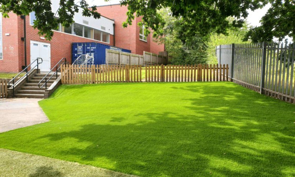 Easigrass Beeston Primary School Artificial Grass