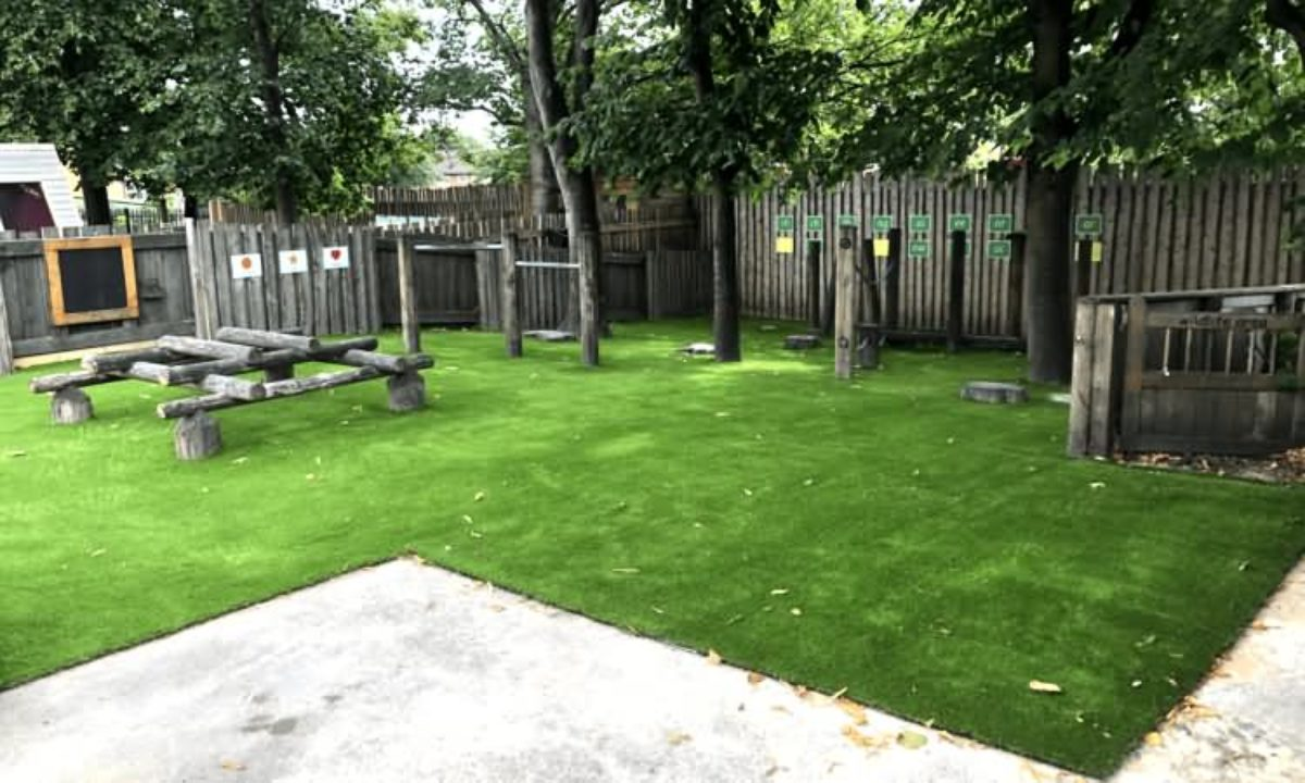 Easigrass Beeston Primary School Artificial Grass 6