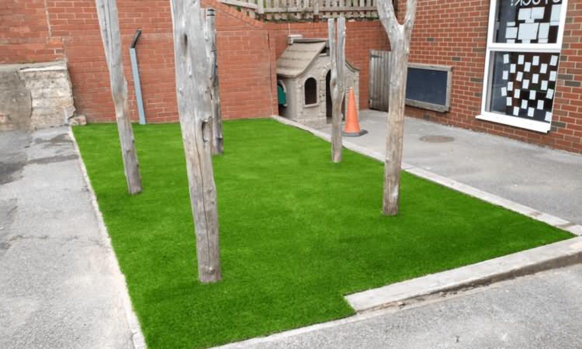 Easigrass Beeston Primary School Artificial Grass4