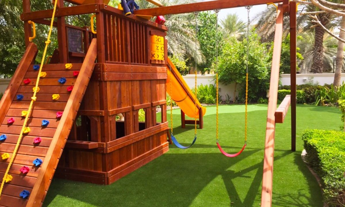 Artificial Grass for Schools & Play Areas - Easigrass East Riding