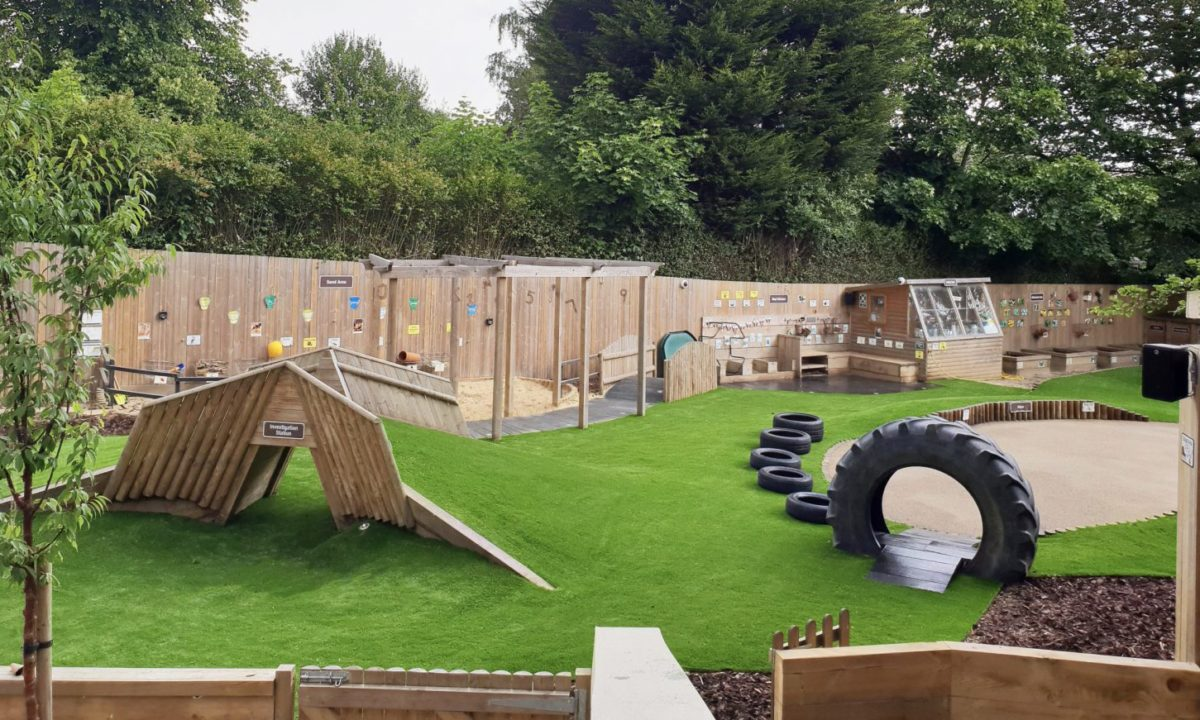 Artificial Grass for Schools & Play Areas 2 - Easigrass East Riding