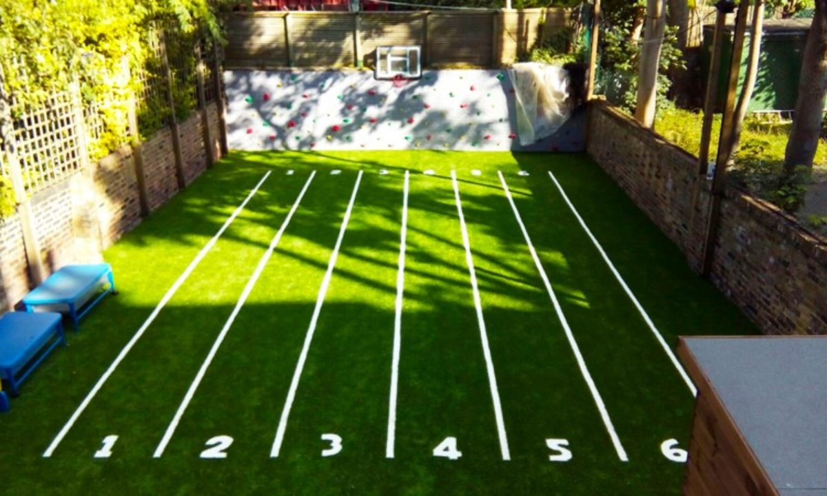 Artificial Grass for Schools & Play Areas 3 - Easigrass East Riding