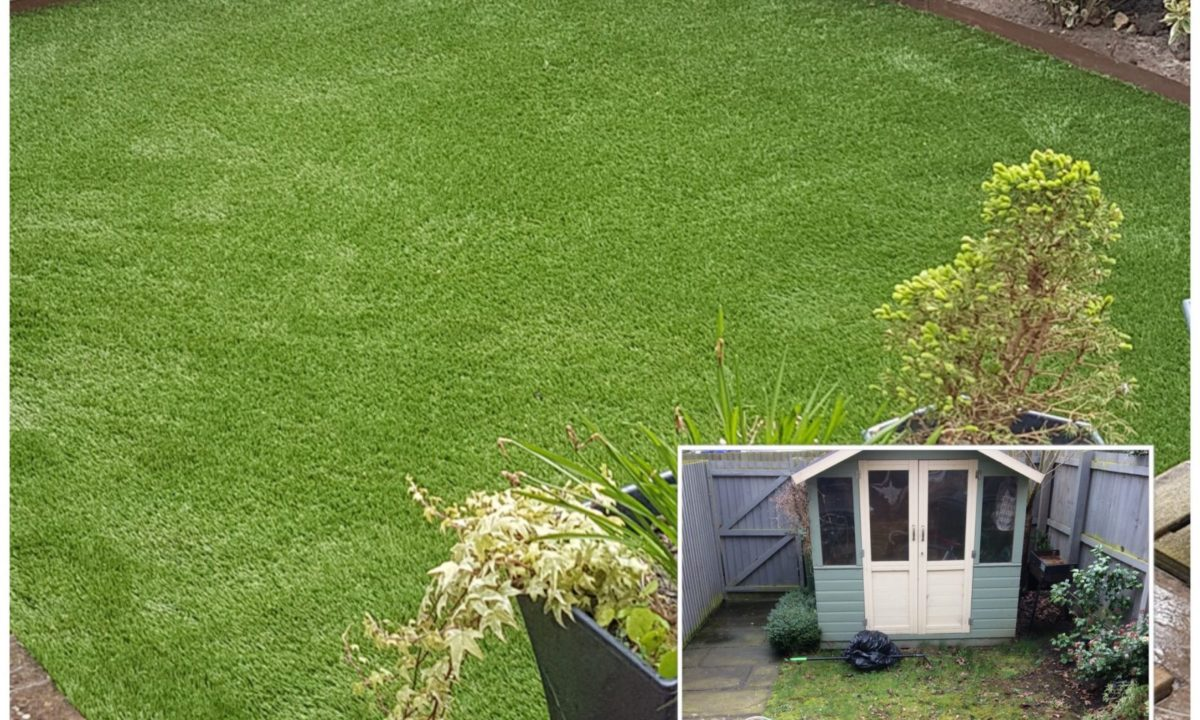 easigrass yorkshire case studies Mayfair Wetherby