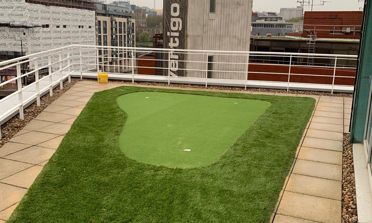 Vertigo Bristol Artificial Grass for Golf