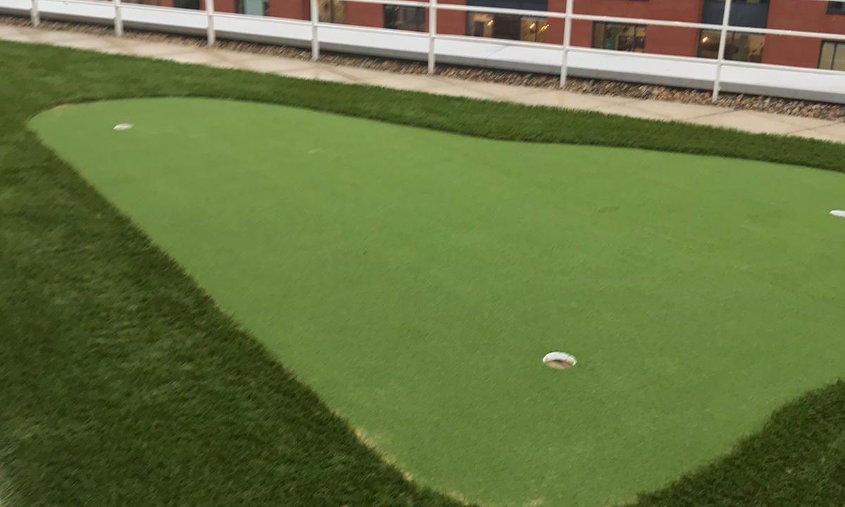 Artificial Grass for Golf - Easigrass East Riding